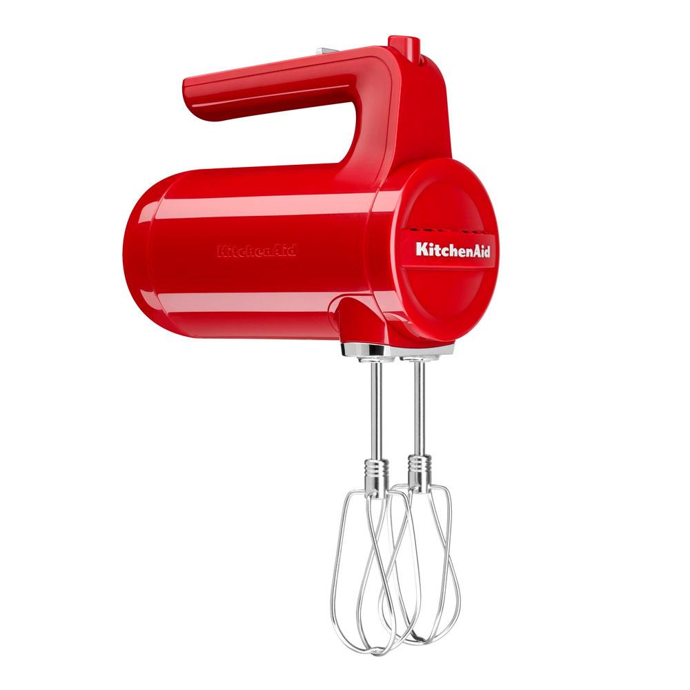 KitchenAid - KitchenAid Cordless Elvisp Sladdlös Röd