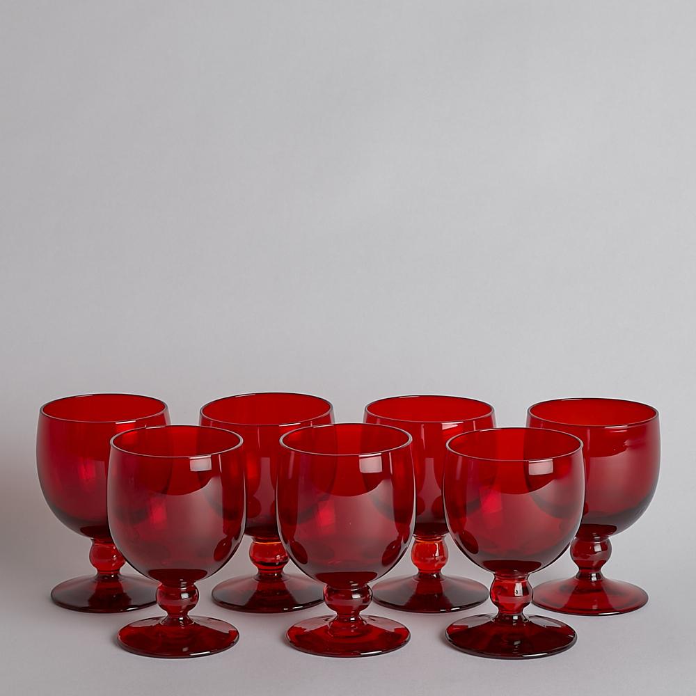 Reijmyre Glasbruk - SÅLD Glas Monica Bratt 7 st