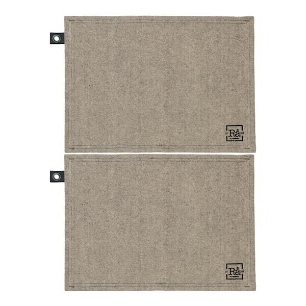 Rå Tablett 50 x 35 cm 2-pack