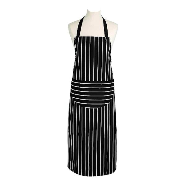 Butcher's Stripe Förkläde lång