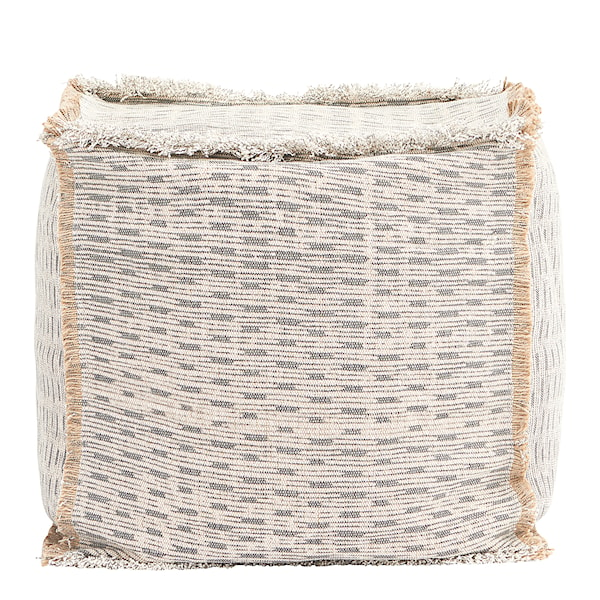 Abi Puff Off white 40x40x40
