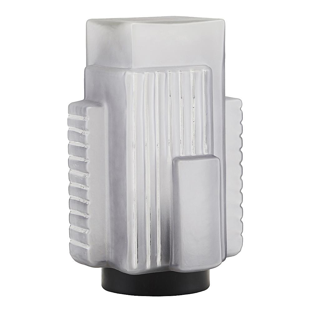 House Doctor - Blocks Bordslampa Grå 28 cm