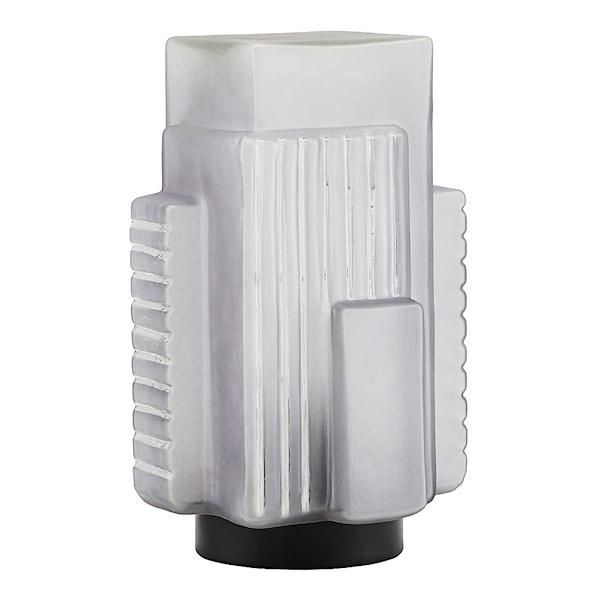 House Doctor Blocks Bordslampa Grå 28 cm