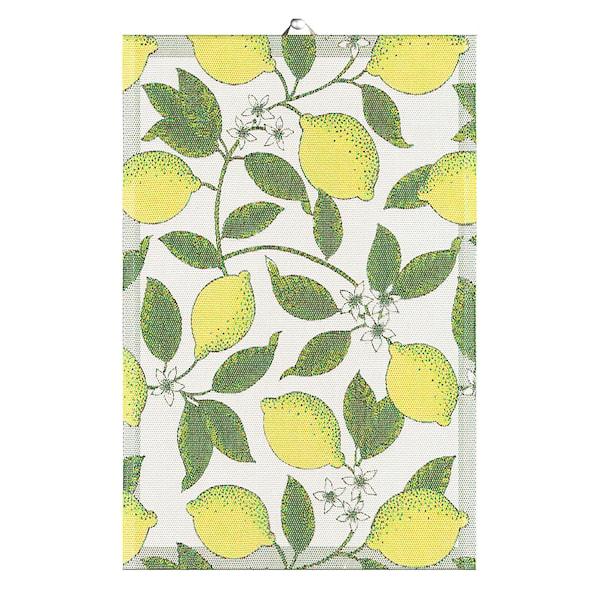 Citroner Handduk 40x60 cm