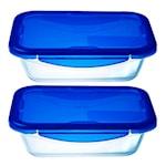 Cook&Go Matlåda 0,8 L 2-pack