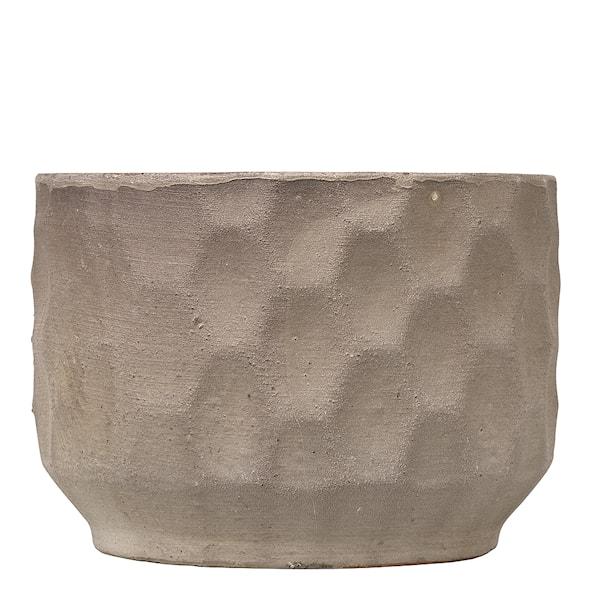 Kähler Design Gro Kruka 16,5 cm Sand