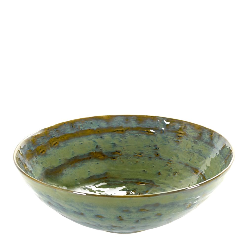 Serax - Pure Salladsskål 32 cm Havsgrön