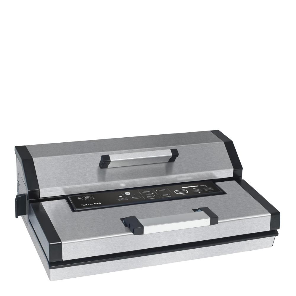 Caso - Vakuumförpackare FastVac 4000 Silver