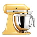 Artisan Kjøkkenmaskin 4,8 + 3 L Gul