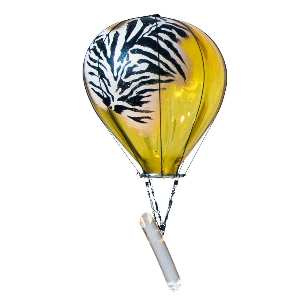 Kosta Boda - Luftballong Zebra Kjell Engman limited edition 60
