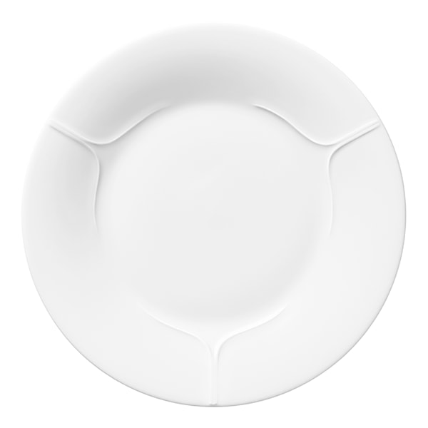 Pli Blanc Tallrik 21 cm