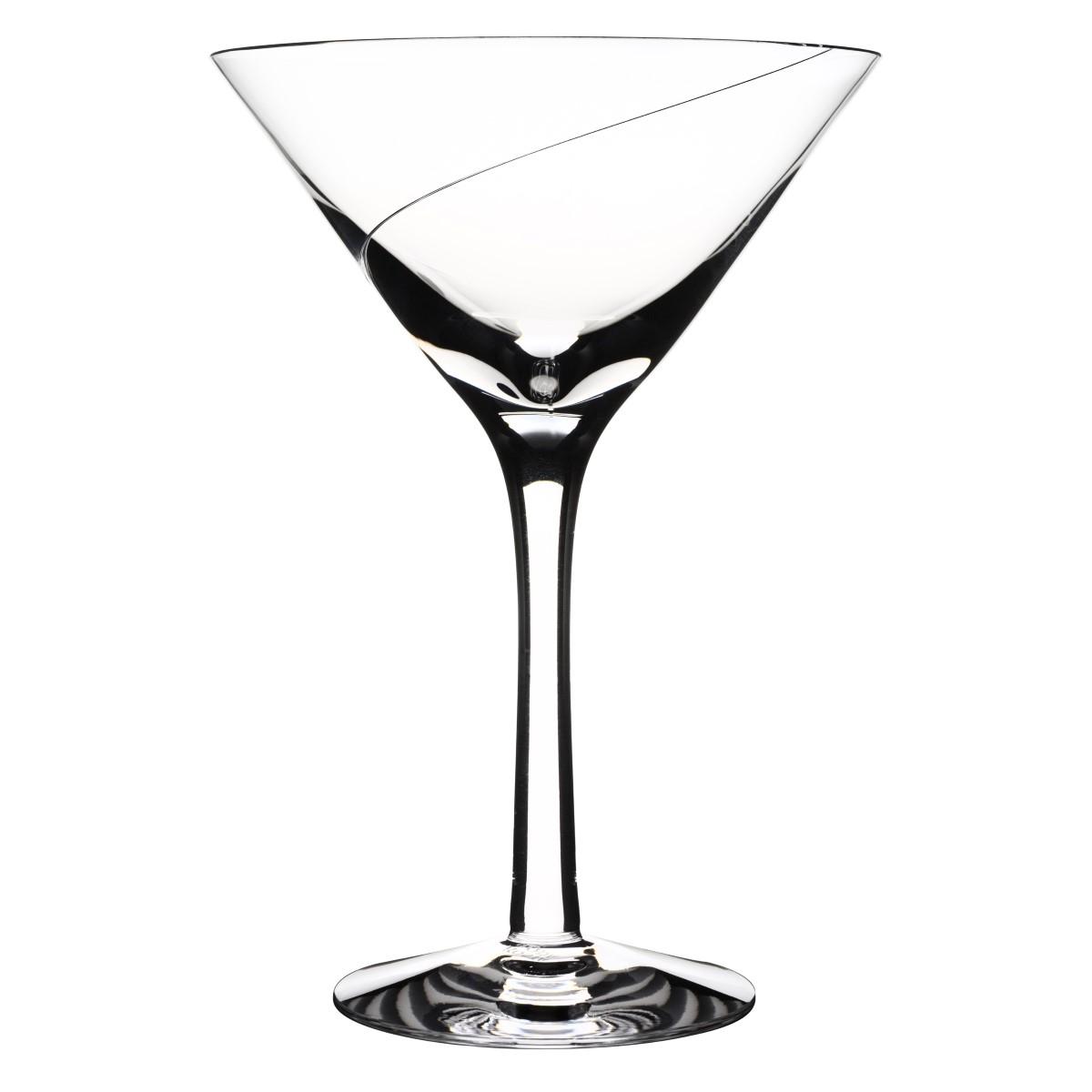 Kosta Boda - Line Martiniglas 23 cl