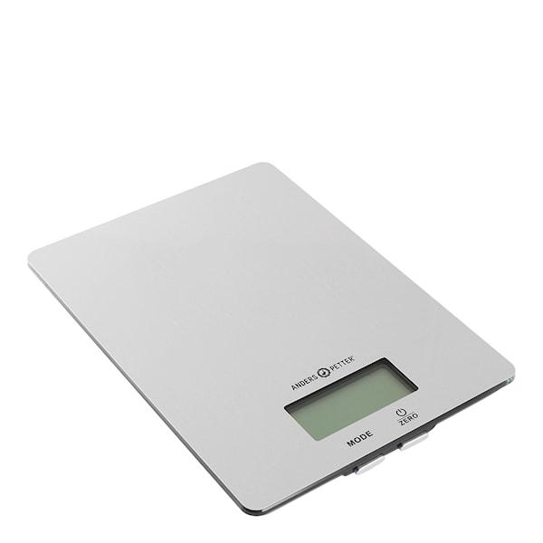 Anders Petter Backaryd Kjøkkenvekt 5 kg Rustfri