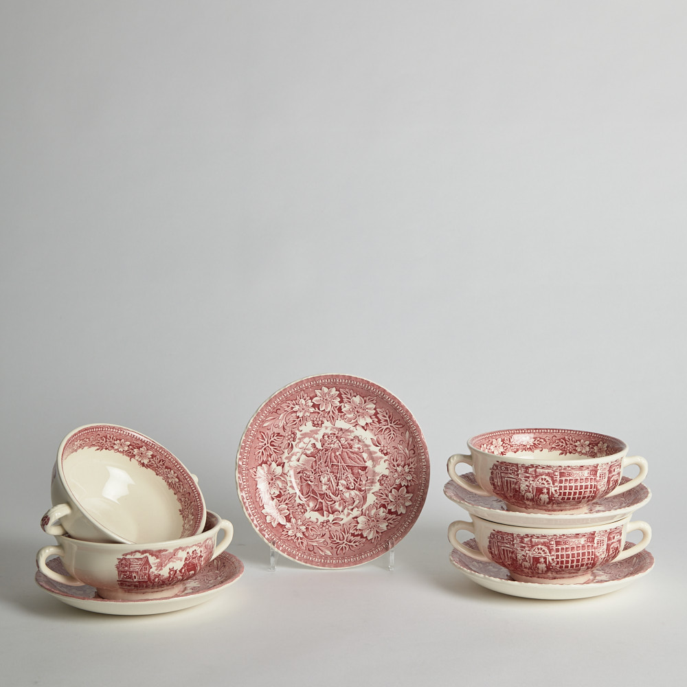Vintage - SÅLD Soppskålar