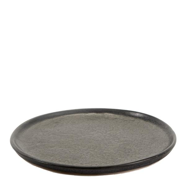 Pure Tallrik 16,5 cm Svart