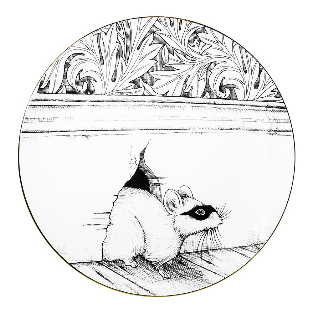 Rory Dobner - Perfect Plate Maestro Mouse 21 cm