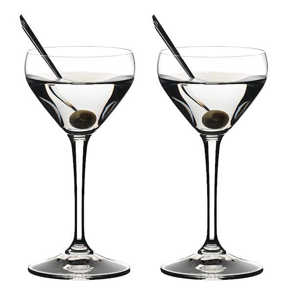 Drink Specific Nick & Nora Glas 2-pack