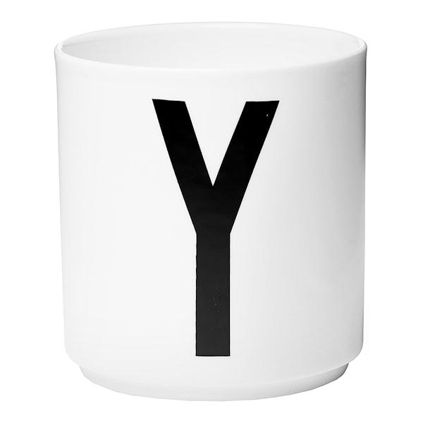 Design Letters Mugg Y Vit