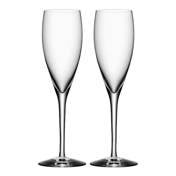 More Champagneglas 18 cl 2-pack