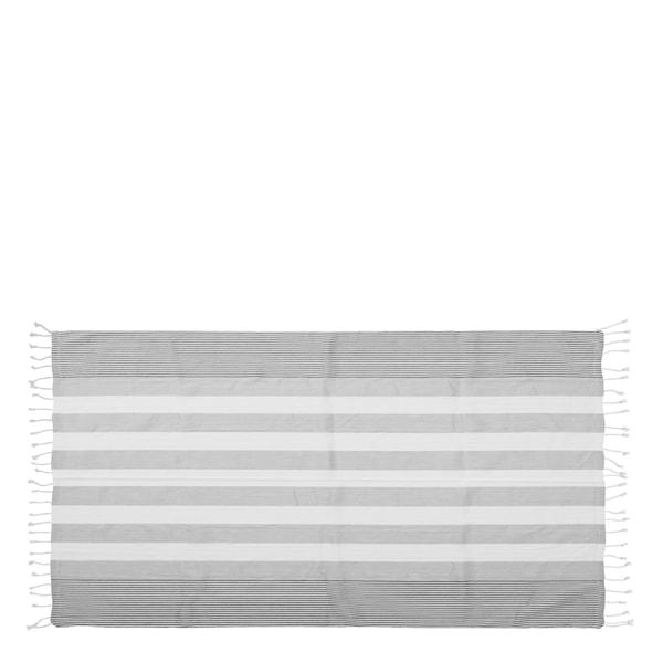 Sagaform Hamam Handduk/Duk 145x250 cm Eko Grå
