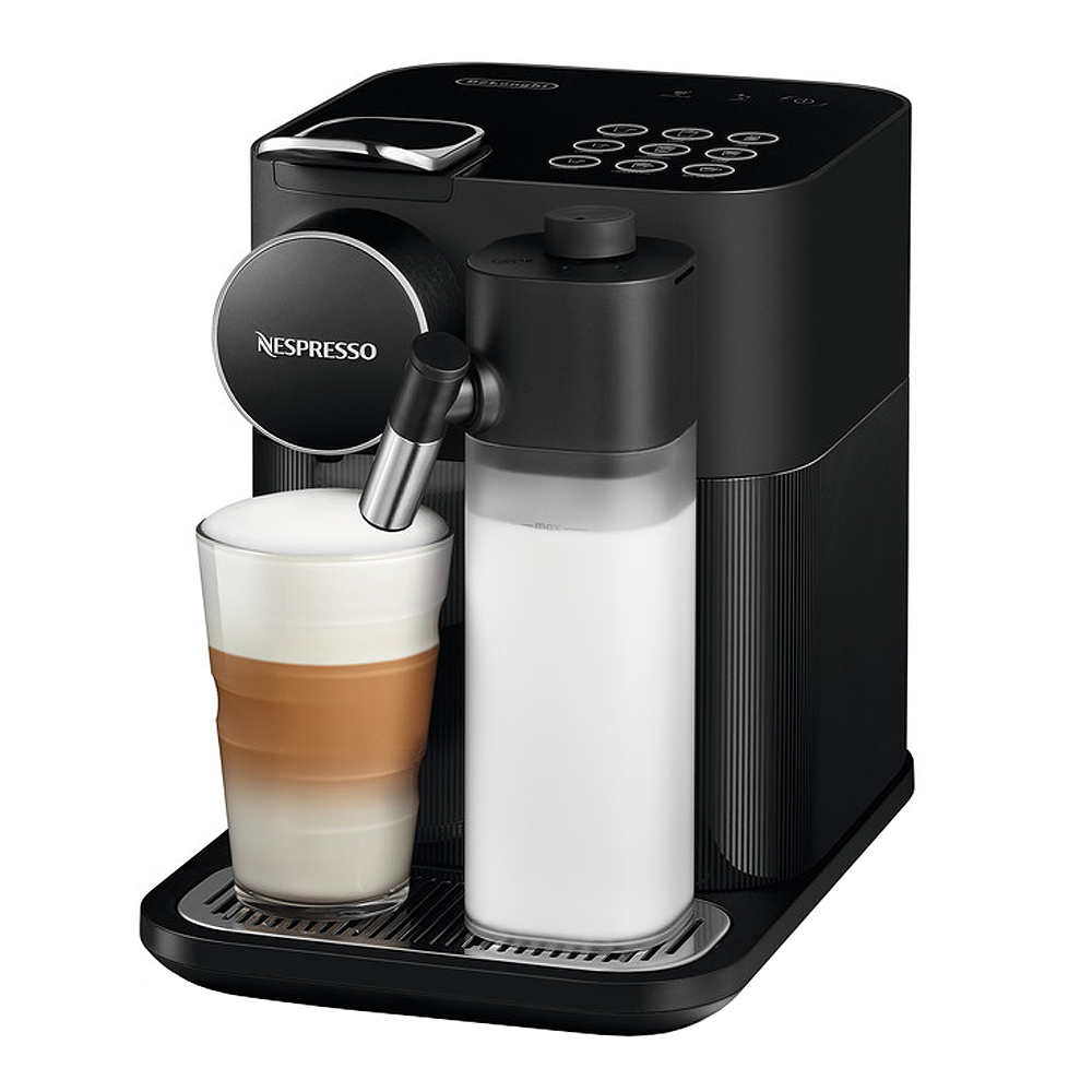 Nespresso - Gran Lattissima Kaffemaskin EN650 Sophisticated Black