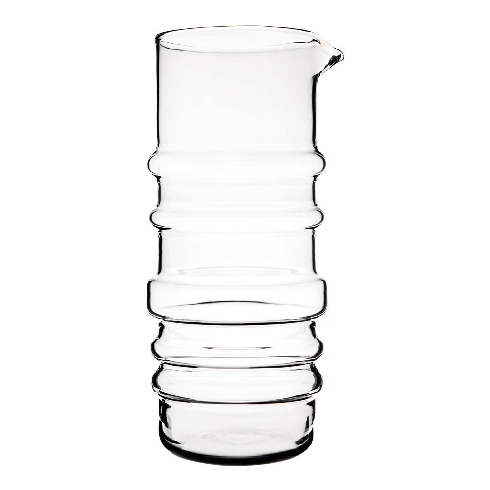 Marimekko - Socks Rolled Down Kanna 1 L glas Klar