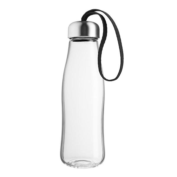 Dricksflaska Glas 0,5 L