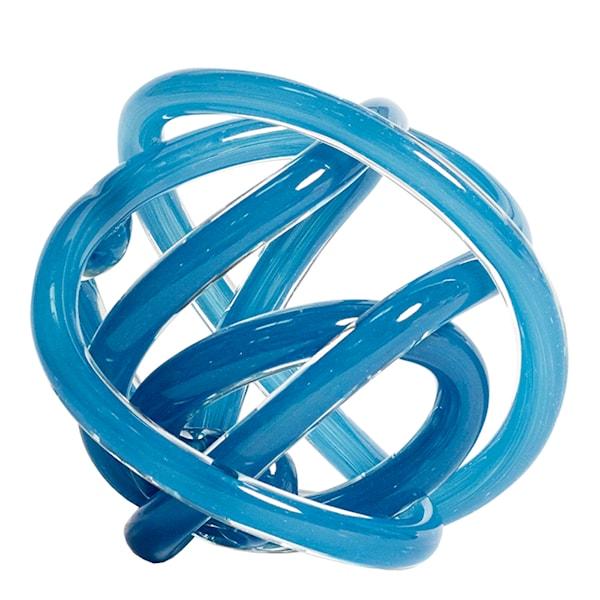 Glasskulptur Knot No 2 M