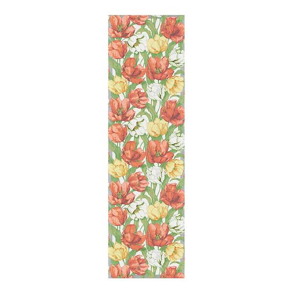 Blommande Tulpaner 35x120 cm