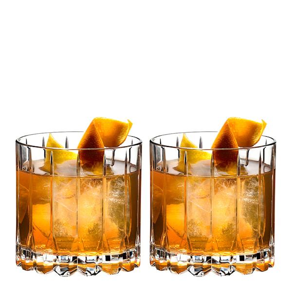 Riedel Drink Specific Rocks Glas 2-pack