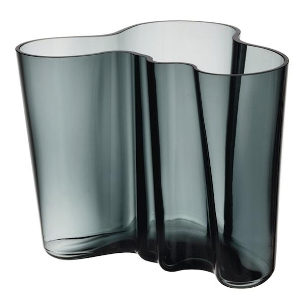 Iittala Aalto Aalto Collection Vase 16 cm Mørkgrå