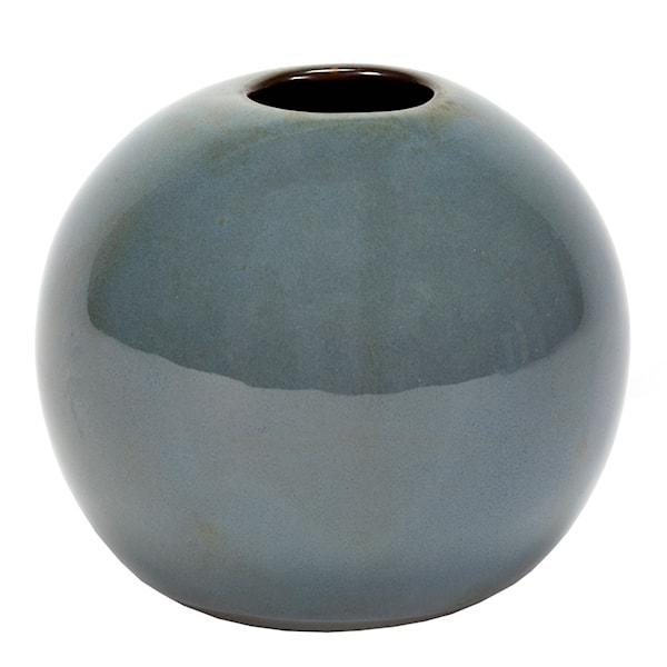 Serax Ball Vase Keramikk 12 cm Røkblå
