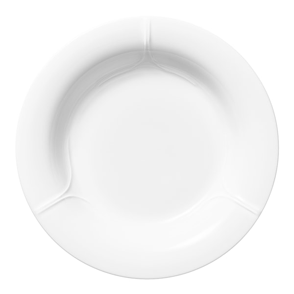 Pli Blanc Tallrik Djup 23 cm