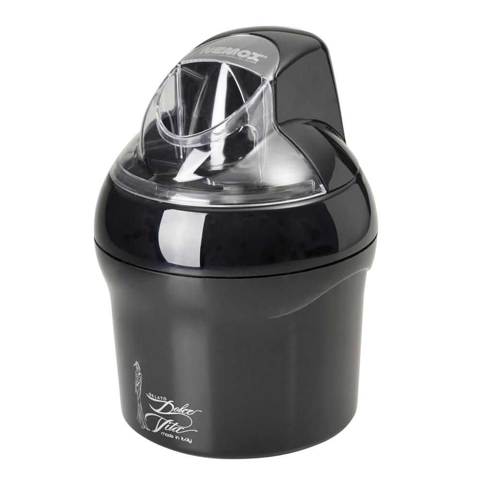 Nemox - Dolce Vita Glassmaskin 1,5 L Svart
