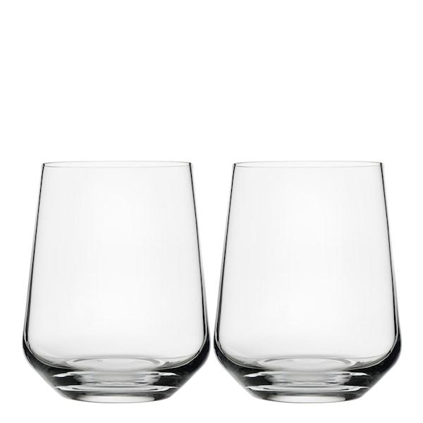 Iittala Essence Glas 35 cl 2-pack Klar