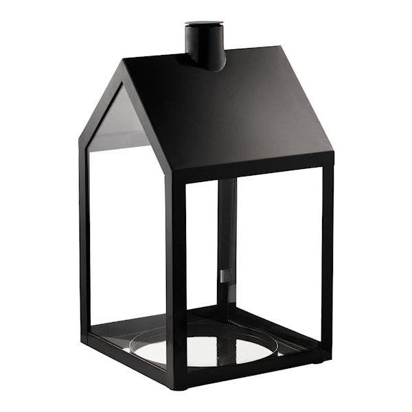 Light House Stallykta/Växthus Svart