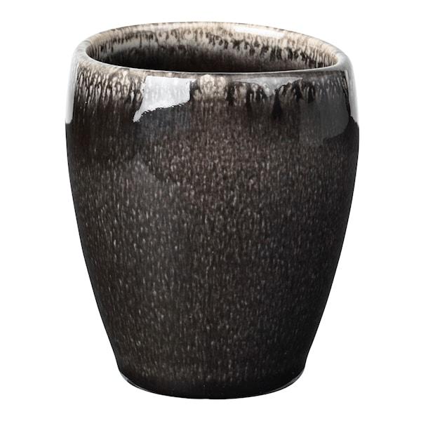 Nordic Coal Espressomugg 10 cl utan öra Svart