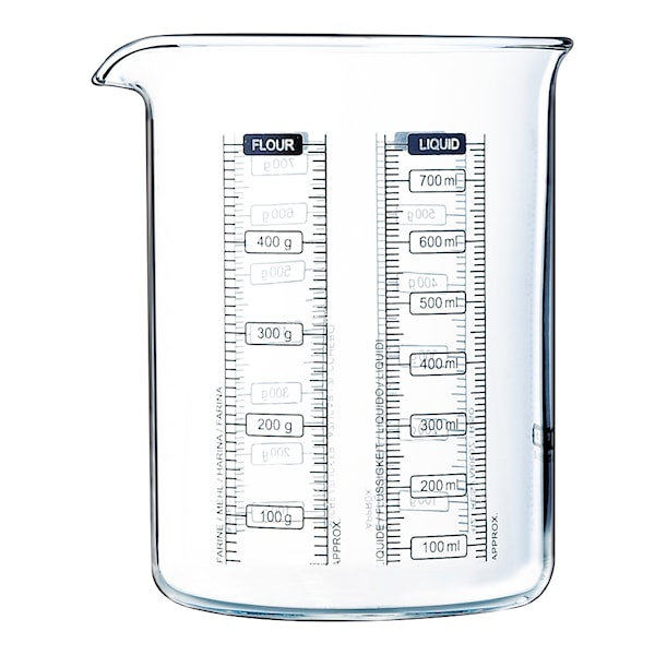 Kitchen Lab Måttkanna 0,75 L