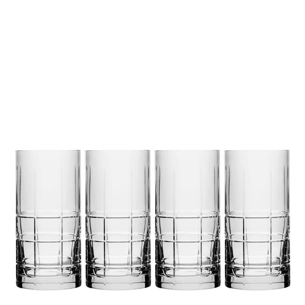 Orrefors - Street Highballglas 45 cl 4-pack