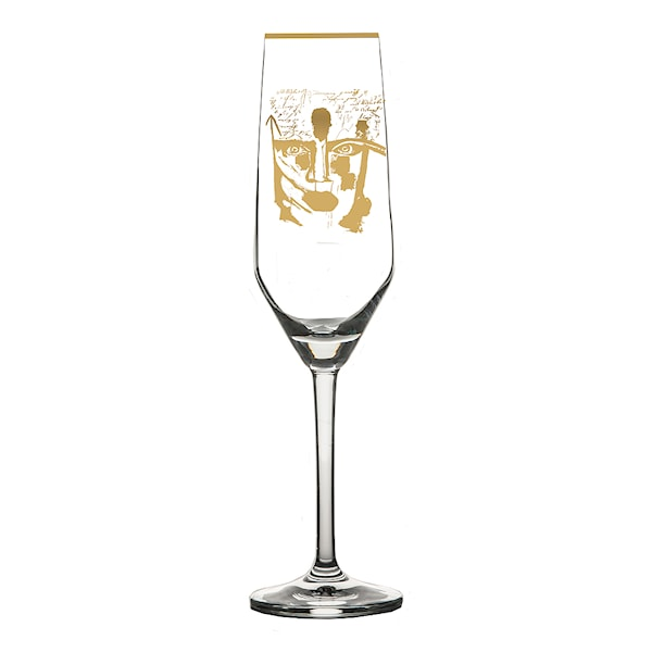 Champagneglas Golden Dream Gold 30 cl