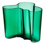 Alvar Aalto Collection Vas 12 cm Smaragd