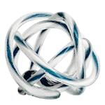 Glasskulptur Knot No 2 L