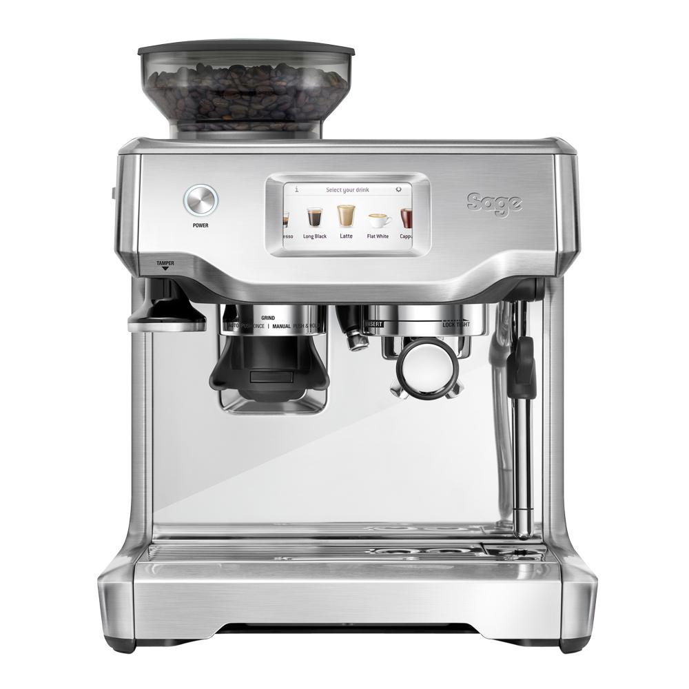 Sage - The Barista Touch Espressomaskin Rostfri