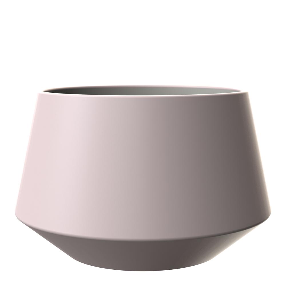 Cooee - Convex Vas Rosa 9,5 cm