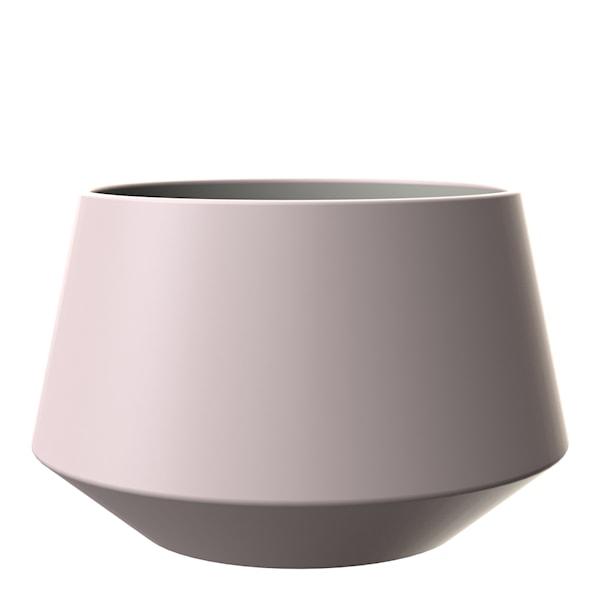 Convex Vas Rosa 9,5 cm