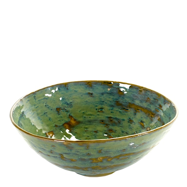 Pure Salladsskål 28,5 cm Havsgrön