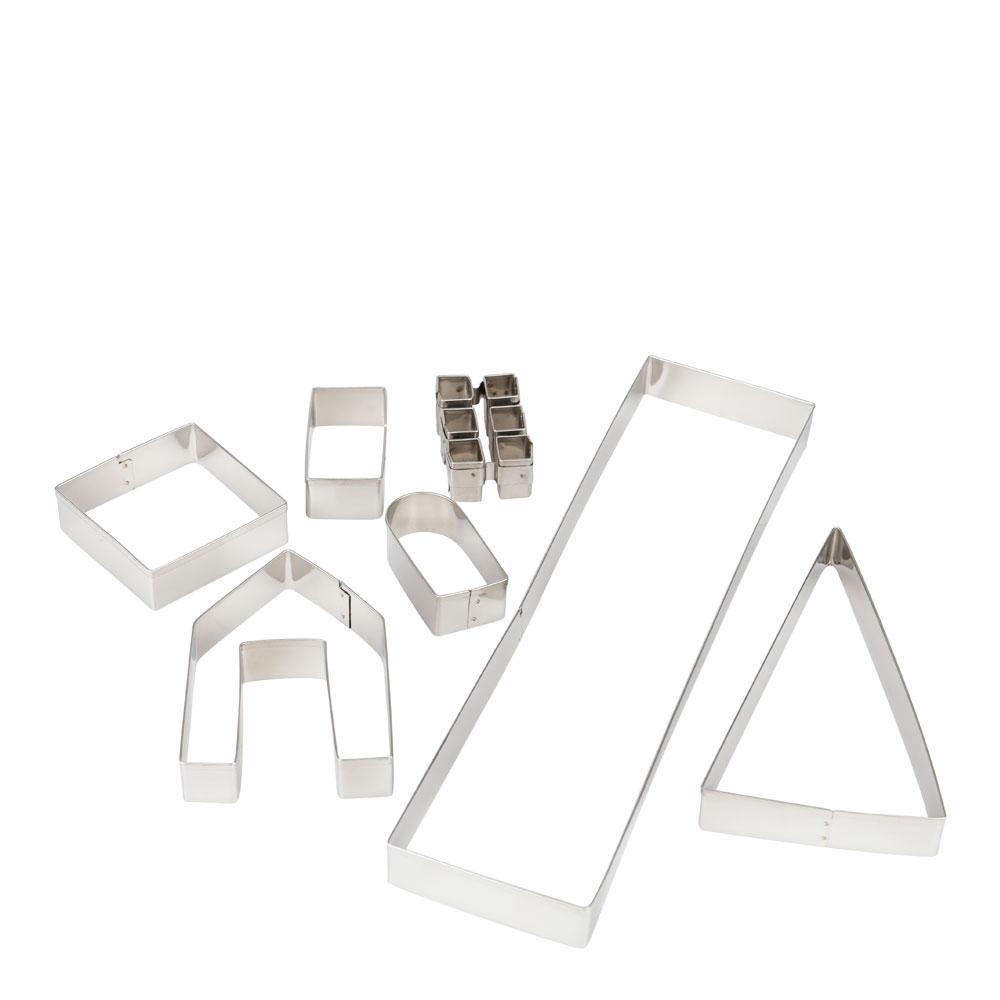 Martinex - Muminhuset Minipepparkaksformar 24 cm