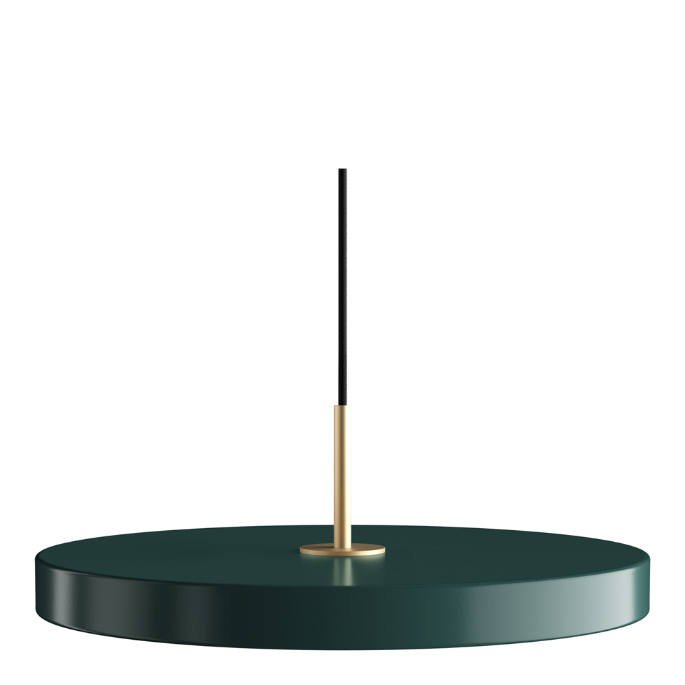 Umage - Asteria Taklampa med sladd 43 cm Skogsgrön