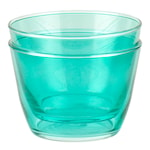 Double Up Glas 2-pack Turkos