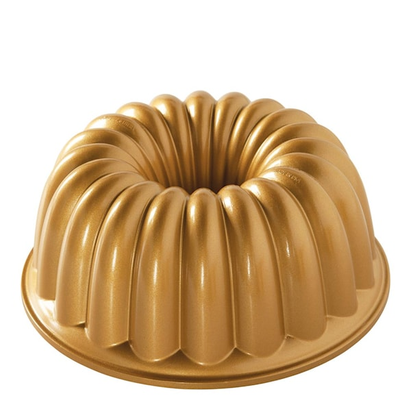 Nordic Ware Bakeform Elegant Party Gold